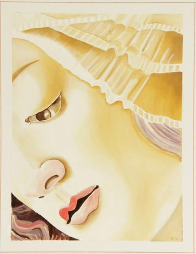 Portret ( Maradonna ) Botticelli