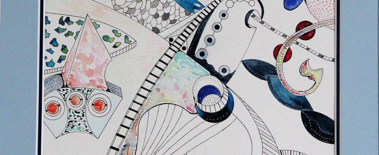 Geometrische / organische en ruimtelijke vormen